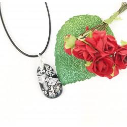 "The ""Silver heart"" pendant"
