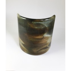 Woodland brown candle surround