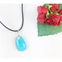 """""""Sky Blue"""" pendant"""